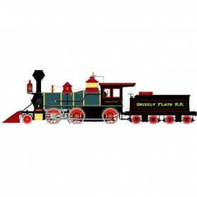 BAC81489 1:20.3 Spectrum 2-6-0  Grizzly Flats
