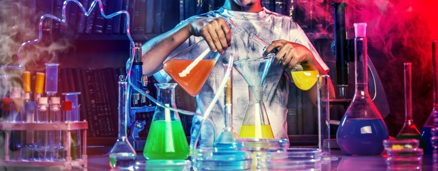 Kit science - projets d'école