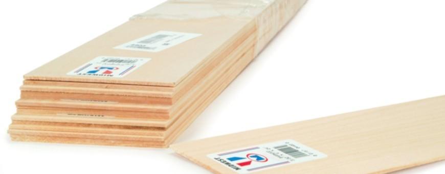 Materials Wood & Plastic